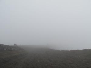 Windy, foggy.... where am I?