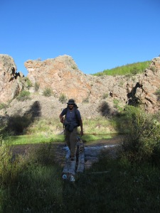Flashback to 2011: Hiking the CDT through Colorado with Tomato.