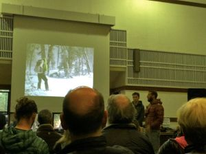 Trauma and Pepper tell their story about what it takes to hike the PCT in the winter.