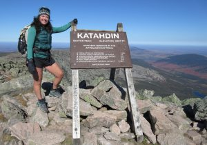 Nine months later, on October 11th, 2016, I completed the Appalachian Trail.